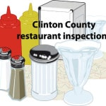 Clinton County restaurant inspections