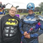 Relay for Life superheroes