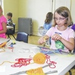 Interweaving fun and art with youth