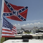 NASCAR fans defend, display Confederate flags at Daytona