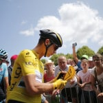 Martin defends yellow on 6th stage of Tour