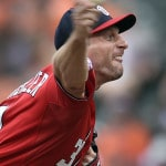 Greinke, Scherzer on track for Cy Young race