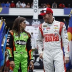Earnhardt, Patrick have fences to mend after Kentucky clash