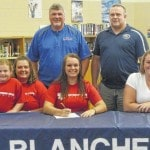 Whites signs to play softball at SSCC