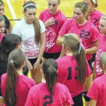WHS celebrates Volley for the Cure with win