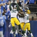 Hail Mary helps Packers close in on NFC North lead