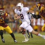 No. 7 Stanford meets No. 24 USC in Pac-12 championship game