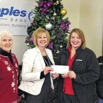 Peoples donates $44.5K to local United Ways