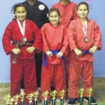 Reyes Martial Arts brings home trophies from Way Warriors tournament