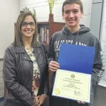 WHS' Snarr earns Stivers honor
