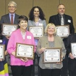Whalen picked as Friend of Education