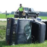 Two injured Friday in US 22/SR 3 East collision