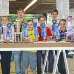 Jr. Fair Rabbit Show