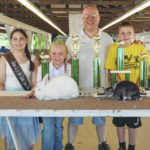 Open Youth Rabbit Show
