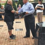 Bank honors local heroes