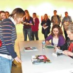 Temple Grandin draws big crowds in visit to Wilmington College