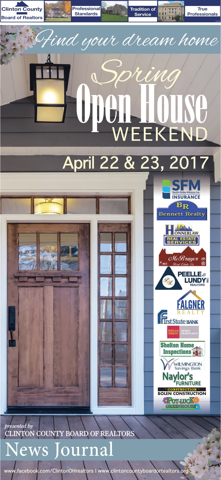 Spring Open House Weekend 2017