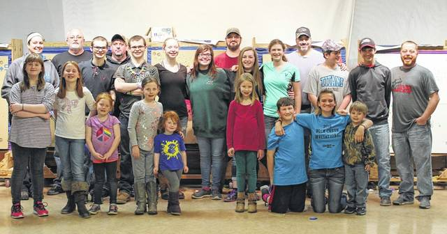 Youngsters learn archery and much more in the program.