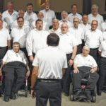 All-male chorus to give concert June 25