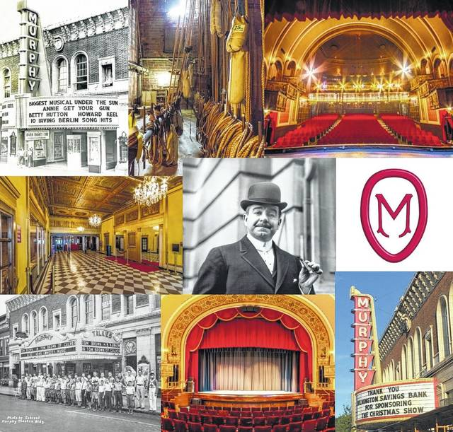 The Murphy Theatre has a long and distinguished history in Wilmington and Clinton County, and members old and new will help sustain it through its second century of proving a great entertainment venue.