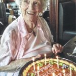 Virginia Siders 100 years young