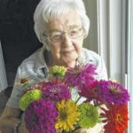 Helen Shook 100 years young