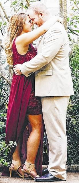 Tiffany M. Sowers and Brandon R. Keller are engaged to be married in September.