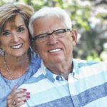 Marilyn and Pat Larrick celebrate their 50th anniversary