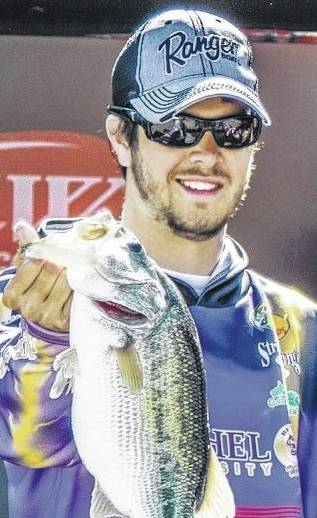 Cole Floyd won his first FLW event this past weekend.