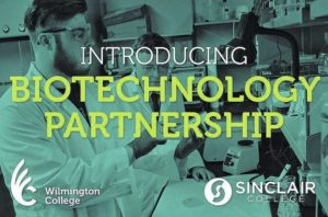 WC and Sinclair partner for biotech degree
