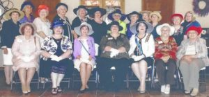 Colonial Dames holds fifth anniversary