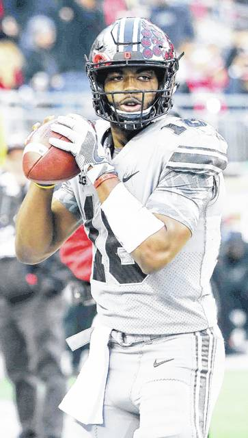 JT Barrett was Ohio State Offensive Player of the Game against Penn State.