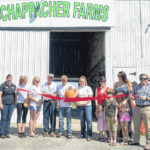 Grand opening of Schappacher Farms
