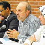 Westheimer Peace Symposium panel: 3 faiths share a concern for the refugee