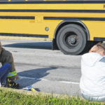 Maturity of 8th-graders praised after 2 Wilmington school buses have accident