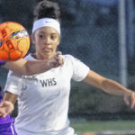 WHS girls soccer wins 2-1; defending state champs up next
