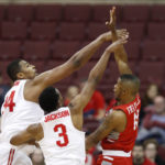 Bates-Diop leads Ohio State to 82-72 win over Radford