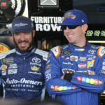 Truex goes into championship race as favorite to win title