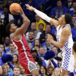 No. 8 Kentucky holds off Troy down the stretch for 70-62 win