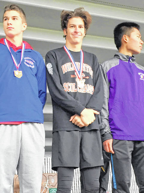 Simon Heys will compete in the Division I state cross country championship race 3 p.m. Saturday at National Trail Raceway in Hebron.