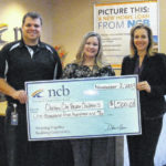 NCB donates for foster children