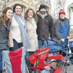 Bedazzling day at HomeTown HoliDazzle