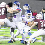 Clinton-Massie wins, to play for state title Saturday, Dec. 2 at 3 p.m. in Canton