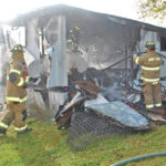 Fire destroys Rocky Fork area trailer