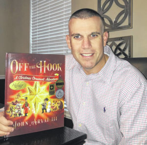 WHS grad's Christmas book a real winner