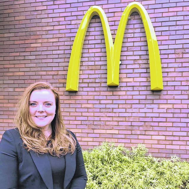 Blanchester McDonald's franchisee Leigh Jones is giving back to her community.