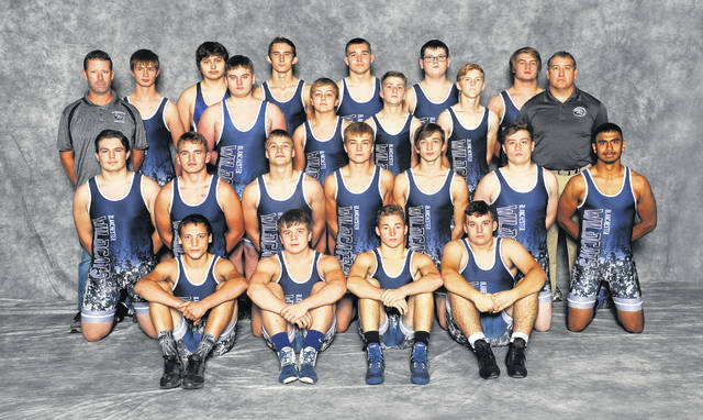 2017-18 Winter Preview: Blanchester wrestling - Wilmington