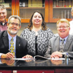 Biotech partnership lets students start classes at SSCC, live at WC