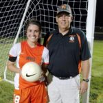 Lewis resigns after 5 years as WHS girls soccer coach
