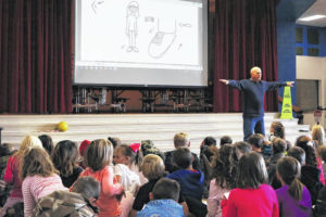Author gives insights to CMES students